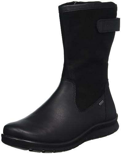 915d9fcca8b4a7 ECCO Damen Babett Boot Stiefel  Amazon.de  Schuhe   Handtaschen