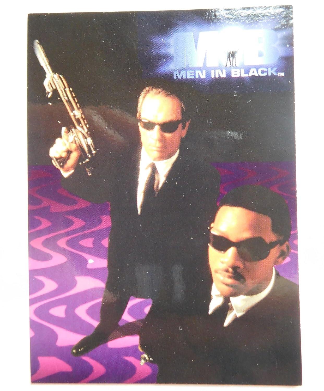 Amazoncom Men In Black Mib Promo Card Unnumbered 1997