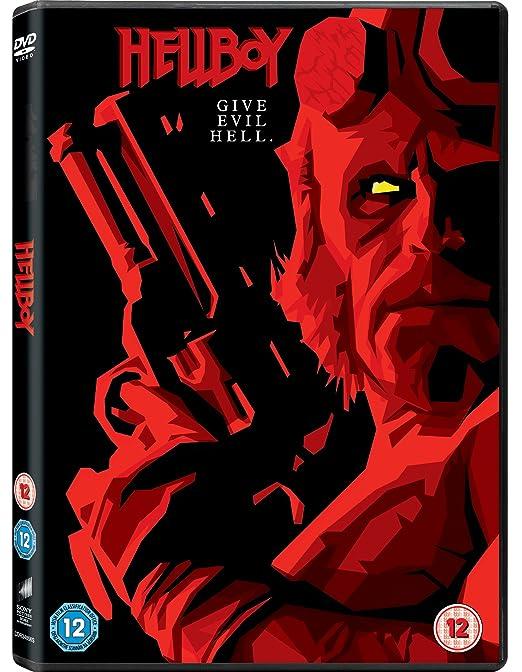 Hellboy [Reino Unido] [DVD]: Amazon.es: Ron Perlman: Cine y ...