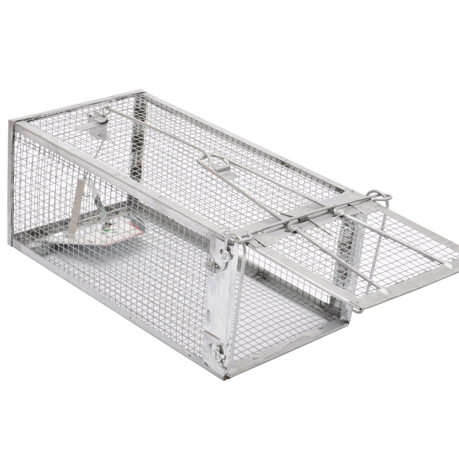 Kensizer Small Animasl Humane Live Cage Rat Mouse Trap
