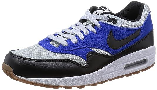 Nike Air Max 1 Essential, Grey 537383 010 Herren niedrig
