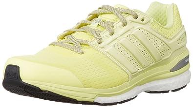 designer fashion e5020 1dc3f adidas Damen Supernova Sequence Boost 8 TrainierenLaufen, (Frozen  F15Frozen Yellow