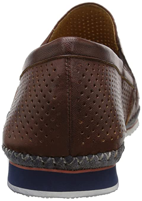 Amazon.com | Zanzara Merz Casual Comport Slip-On Loafers for Men | Loafers & Slip-Ons