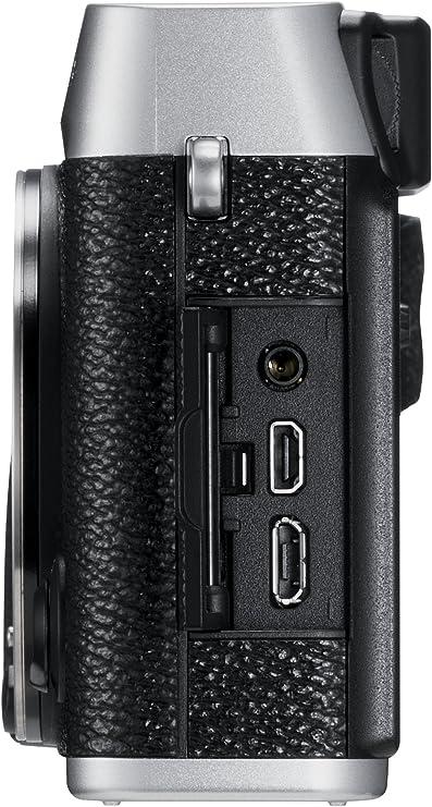 Fujifilm X-E3 w/XF23mmF2 R WR Lens Kit - Silver product image 7