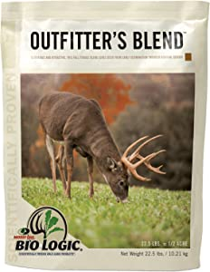 BioLogic Outfitter's Blend Food Plot Seed, 22.5-Pound
