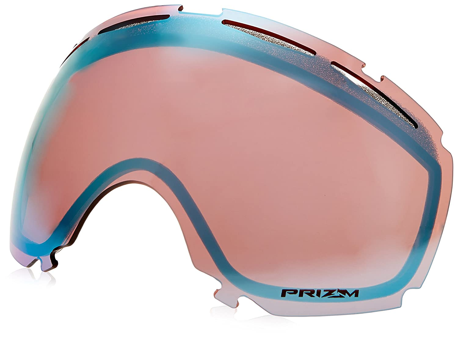 c7908d3a490 Amazon.com  Oakley Canopy Prizm Men s Replacement Lens Snow Goggles  Accessories - Black Iridium One Size  Sports   Outdoors