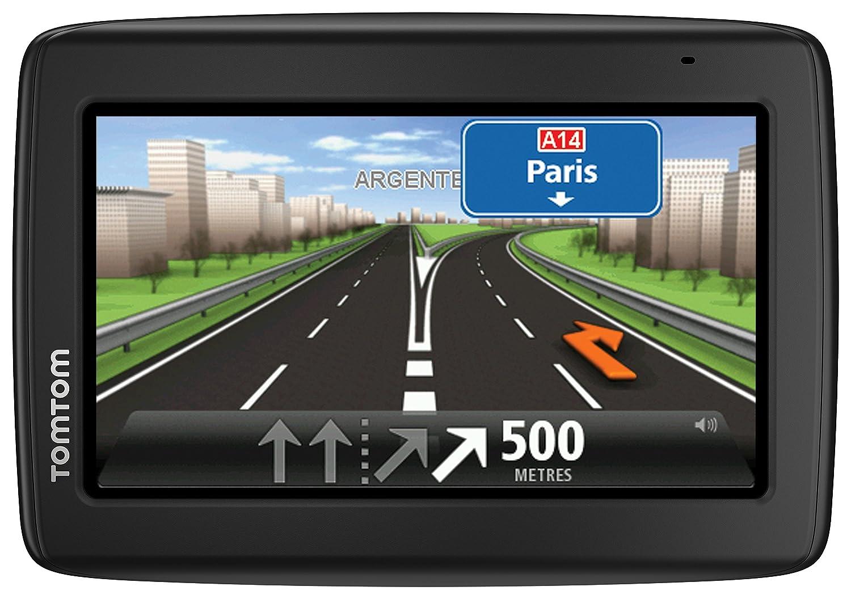 Tomtom Start 25 M Navigatore per Europa, Free Lifetime Maps, Display da 13 cm (5 Pollici), Assistente di Corsia, Assistente di Parcheggio, IQ Routes [Italia] 1EN5.002.27 (Italia) Start 20 Italia gps