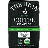 The Bean Coffee Company Organic Aloha Bean (Hawaiian Hazelnut), Medium Roast, Ground, 5-Pound Bag