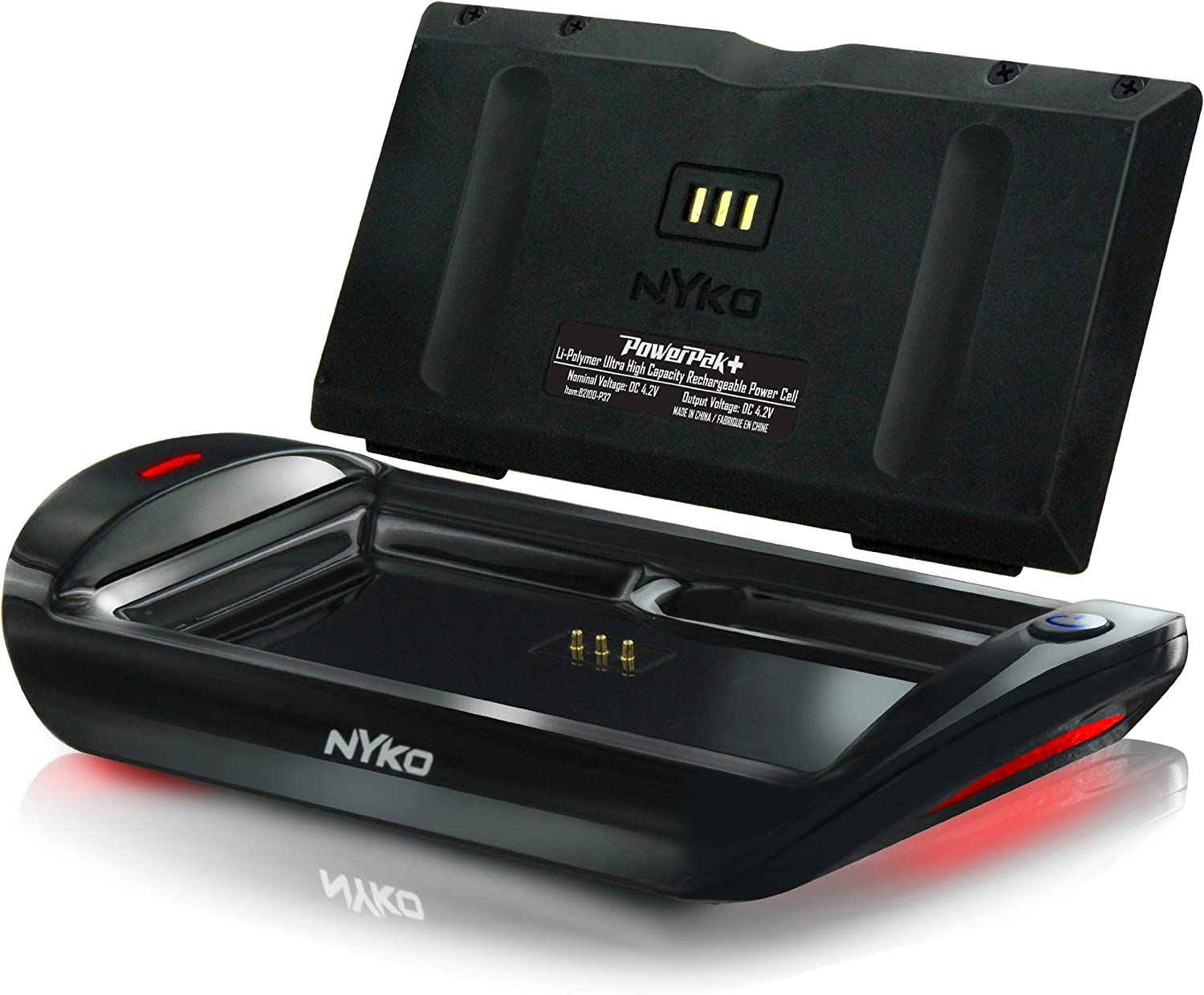 Nyko Charge Base for 3DS - Cargador (Negro, UL, CE) Black: Amazon.es: Videojuegos