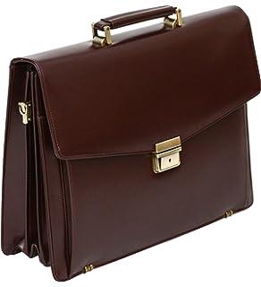 Qualifiziert Business Aktentasche Tasche Messenger Laptop Leder Optik Herrentasche Schwarz Kaufe Eins Bekomme Eins Gratis Taschen