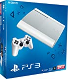 Console PS3 500 Go blanche