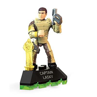 Mega Construx Halo Captain Lasky Building Set: Toys & Games