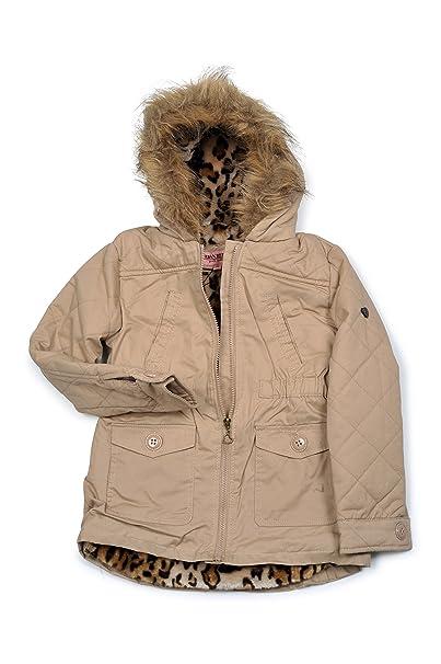 0afc5ce1bcbd Amazon.com  Urban Republic Kids Womens Cotton Twill Jacket (Little ...