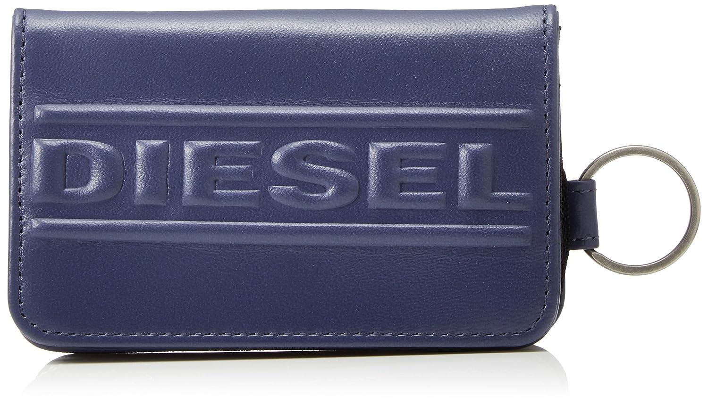 Amazon.com: Diesel Bold D - Cartera y llavero para hombre ...