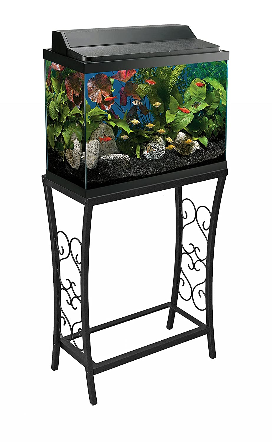 Aquatic Fundamentals 10 gal fish tank stand
