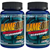 Flameout® Omega-3 Fish Oil, 2 Pack (180 Softgels)