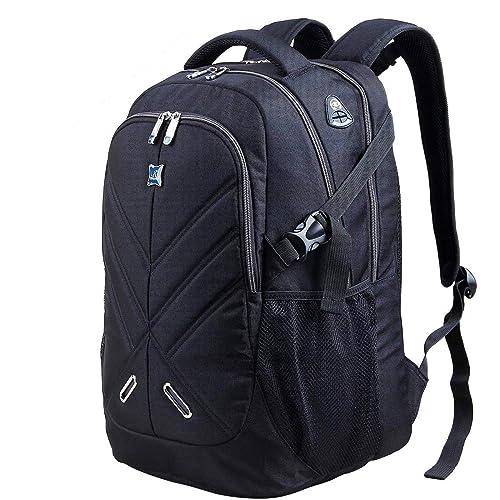 815 Fashion Men's Double Shoulder Bag Fashion Atmosphere ... |Business Tech Backpack