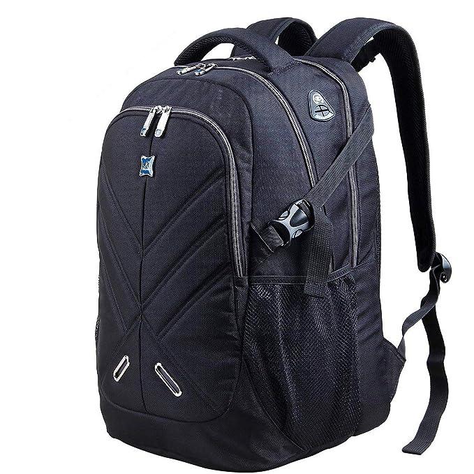25L Backpack Rucksack for School College Laptop Hiking Camping Bag Waterproof UK