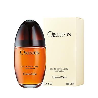 dbc1ee7762 Calvin Klein Obsession for Women Eau de Parfum, 100 ml: Calvin Klein:  Amazon.co.uk: Luxury Beauty