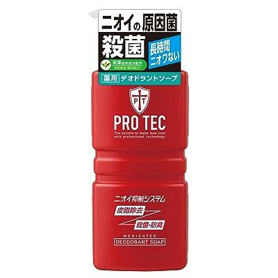 PRO TEC(プロテク) デオドラントソープ ポンプ 420ml 医薬部外品