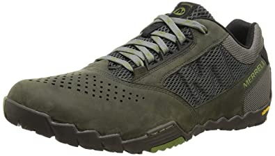 Merrell Men's Annex Ventilator Shoe, Castle Rock/Calliste Green, ...