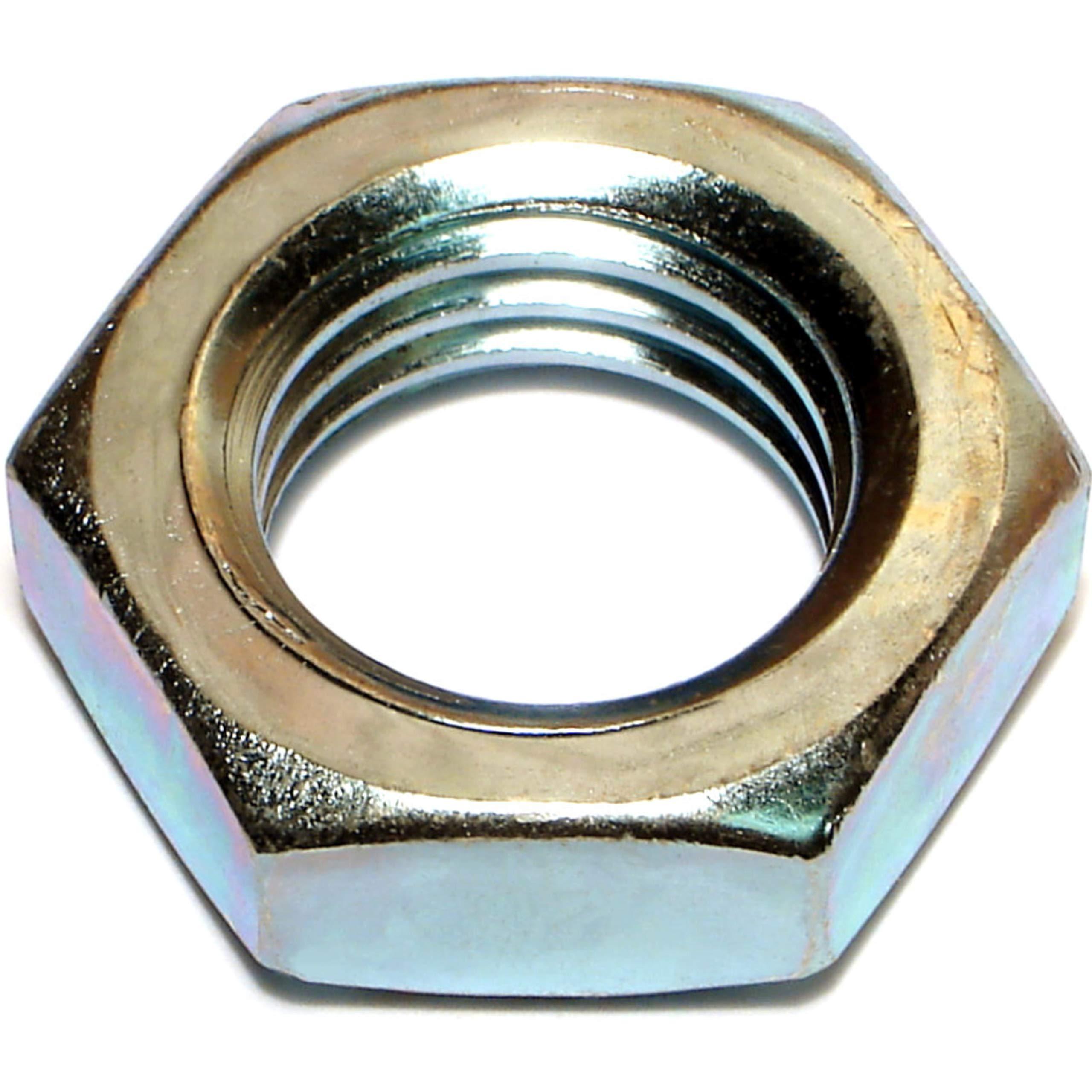 Hard-to-Find Fastener 014973382896 Coarse Hex Jam Nuts, 1-8, Piece-10