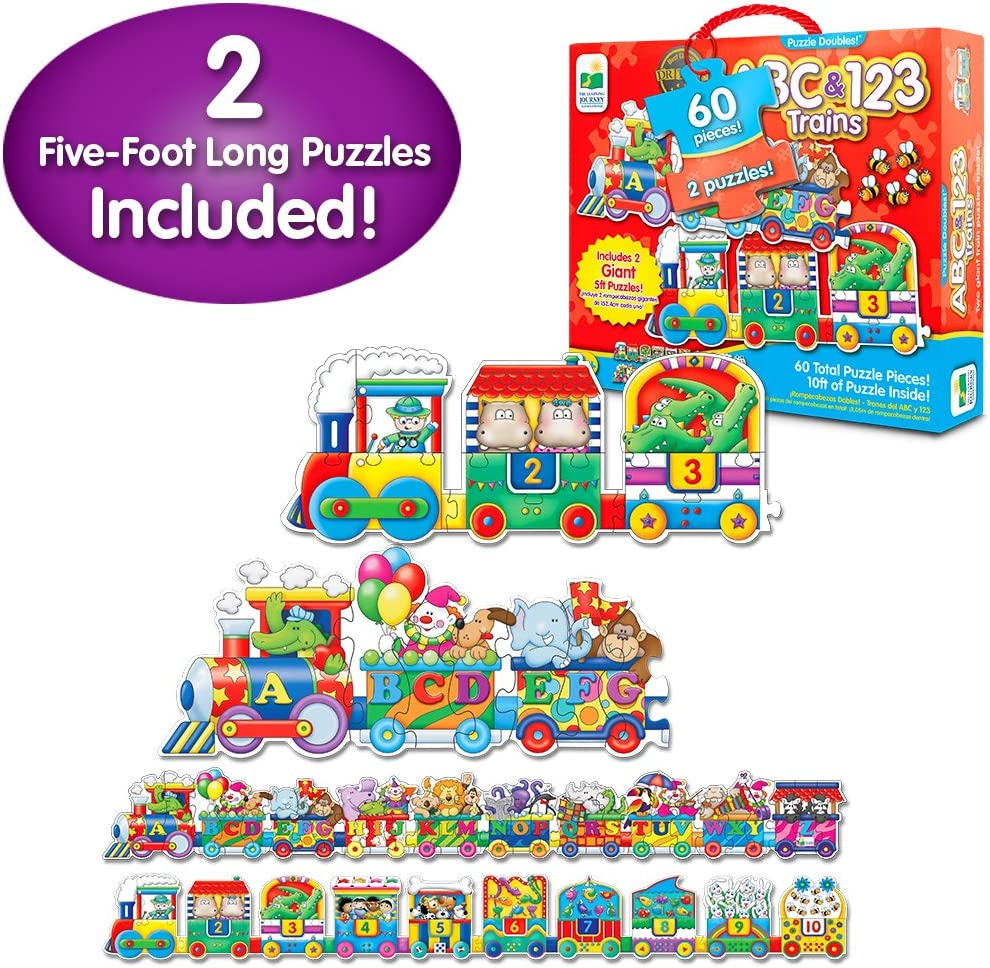 Top 12 Best Puzzles for Toddlers (2020 Reviews & Buying Guide) 1