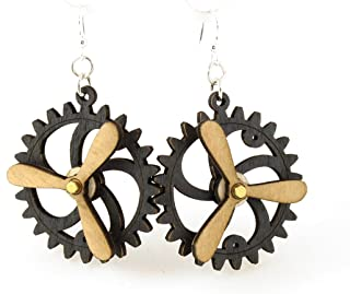 product image for Kinetic Gear Earring 6F