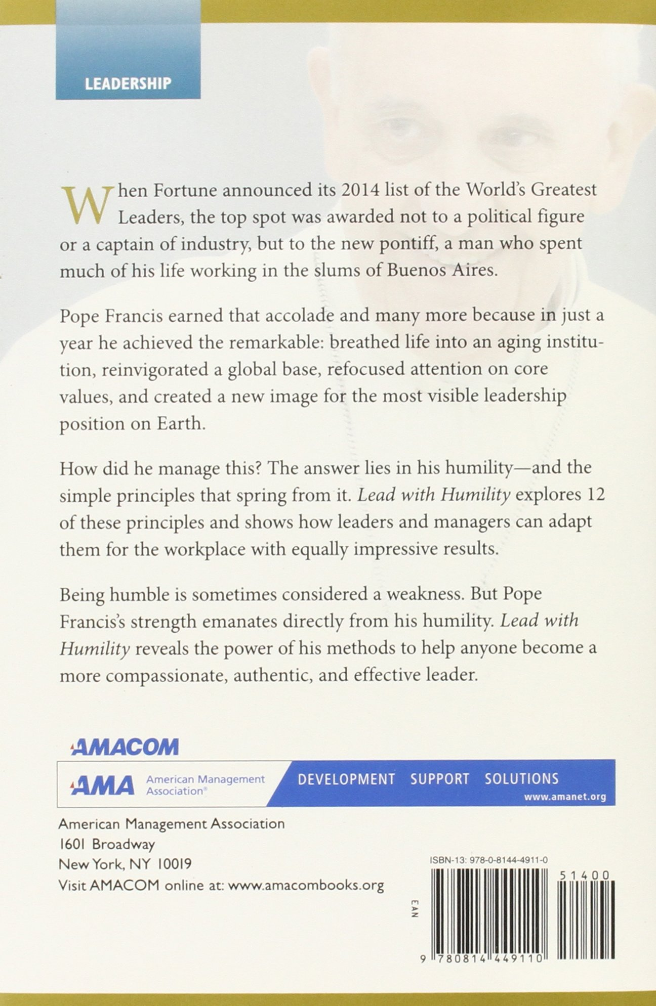 lead humility 12 leadership lessons from pope francis uk lead humility 12 leadership lessons from pope francis uk professional business management business jeffrey a krames 9780814449110 amazon com