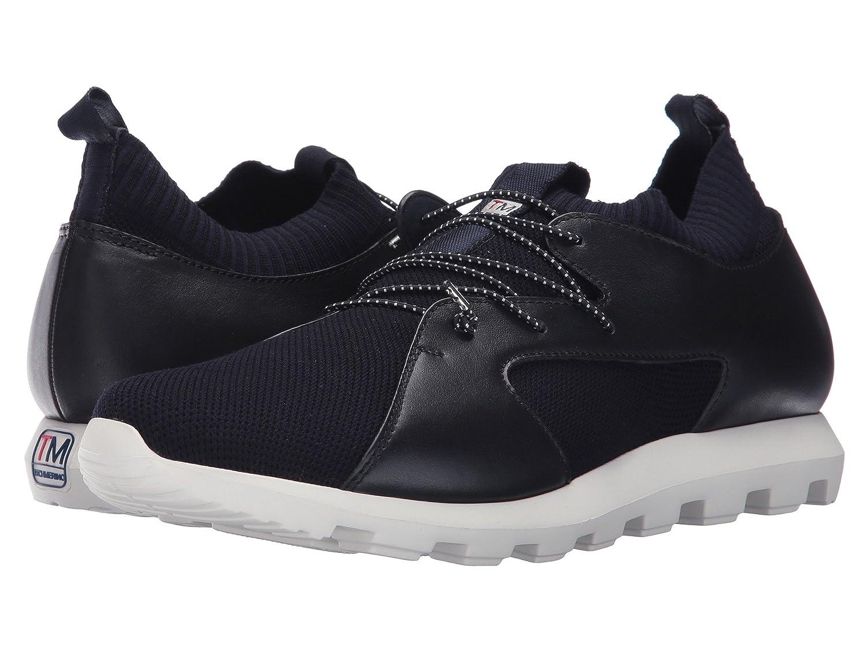 [ジー ゼニア] Z Zegna メンズ Techmerino Light 2.0 Sneaker スニーカー [並行輸入品] B074FWHYJH
