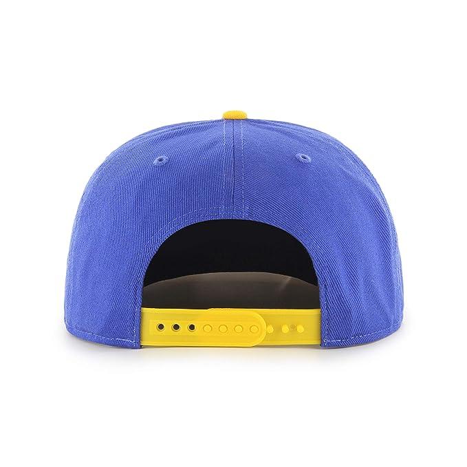 58724d06d1a NBA Chicago Bulls Gallant OTS Varsity Snapback Adjustable Hat