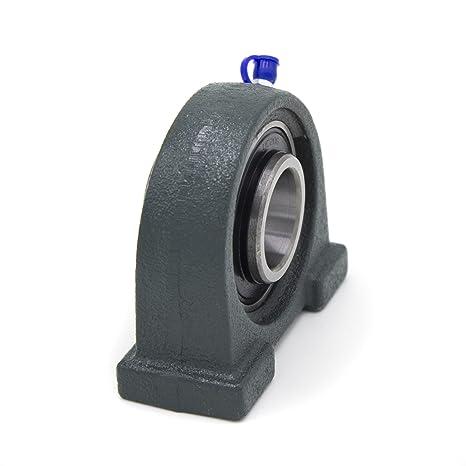 Hauptabmessungen nach internationaler Norm /Ø 60 mm Stehlager UCPA212