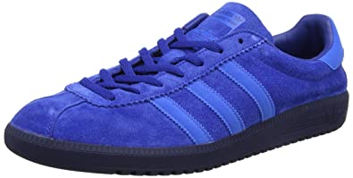 adidas Bermuda, Baskets Basses Homme, Bleu (Collegiate Royal/Bluebird/Dark Blue), 36 EU