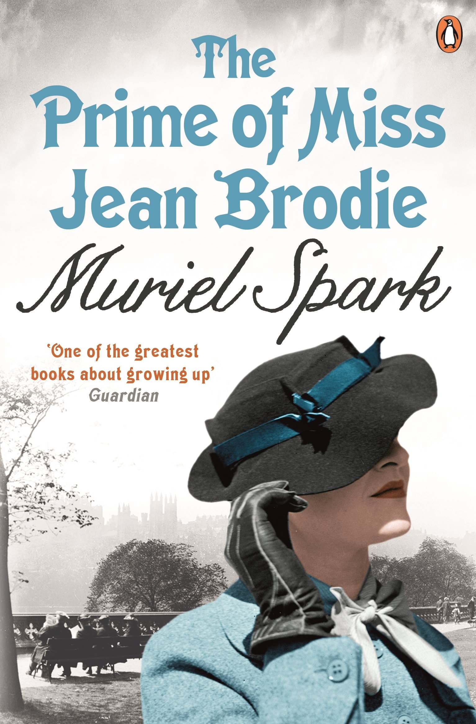 Download The Prime of Miss Jean Brodie pdf