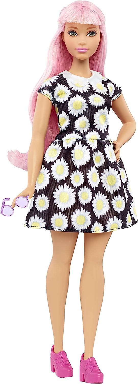 Amazon.es: Barbie - Fashionista, muñeca con Vestido Daisy (DVX70 ...