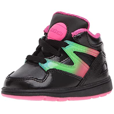 dbb96a32b56345 Reebok Versa Pump Omni Lite - Multisport Shoes Girls Black Size  6.5 ...