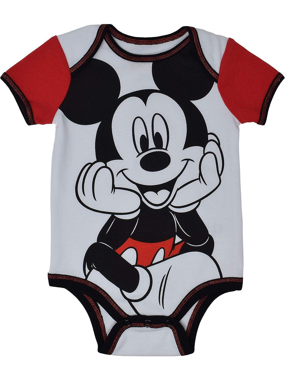 Amazon.com: Disney Mickey Mouse - Conjunto de babero y gorra ...