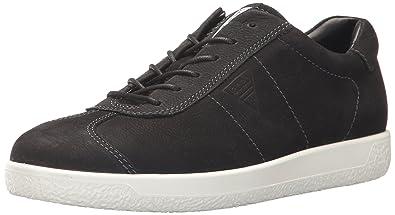 ECCO Men s Soft 1 Fashion Sneaker Black 39 M EU   5-5.5 D( db75161d82dc8