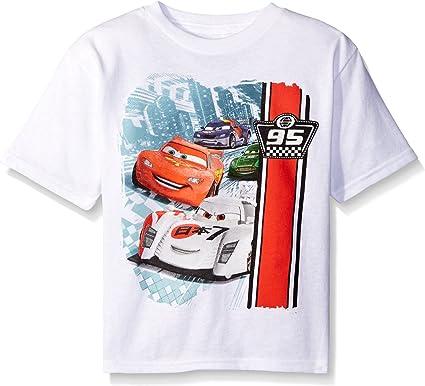 Disney Cars Boys' Race T-Shirt