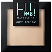 Maybelline Fit Me Matte And Poreless Powder 115 Ivory 9g