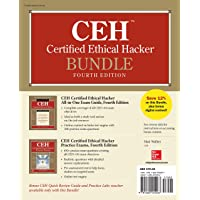 CEH Certified Ethical Hacker Bundle, Fourth Edition