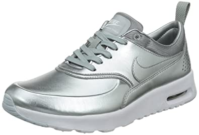 9b5f94bb8c Nike AIR MAX THEA METALLIC womens running-shoes 819640-001_11 - METALLIC  SILVER/