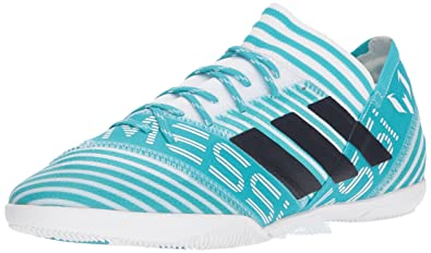 5a0352c6c599 adidas Men s Nemeziz Messi Tango 17.3 in Soccer Shoe White Legend  Ink Energy Blue