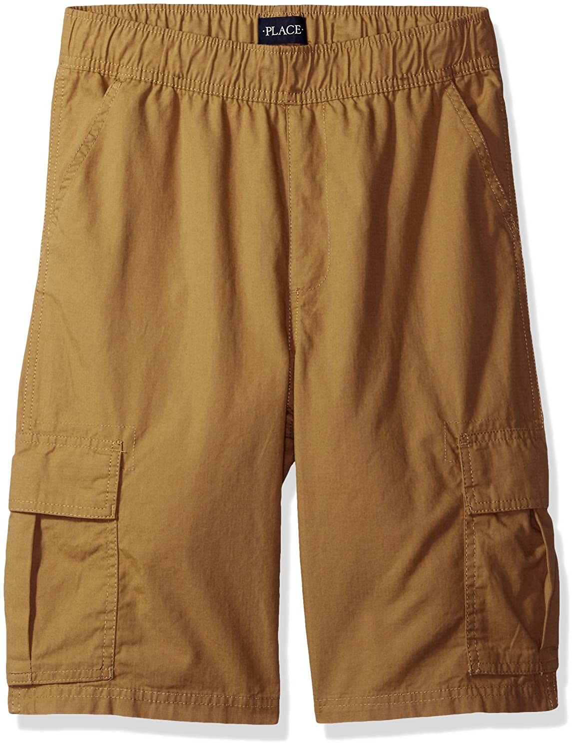 The Children's Place Boys' His Pull On Cargo Shorts by The+Children27s+Place