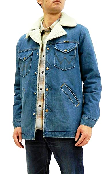 Amazon.com: Wrangler WM1870 - Chaqueta para hombre Denim ...