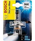 Bosch 684304 Xénon 1 Ampoule H4 12 V 60 / 55W, Blue