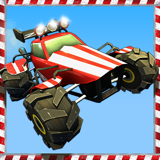 Crash Drive 2: The multiplayer stunt game, with monster trucks & classic muscle - Racing Battle