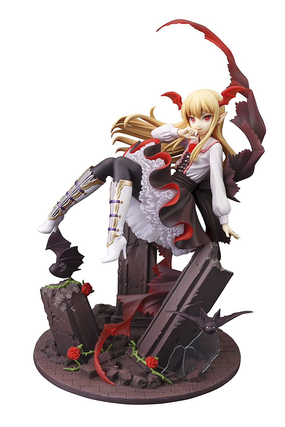 RAGE OF BAHAMUT LITTLE QUEEN VANIA ANI STATUE