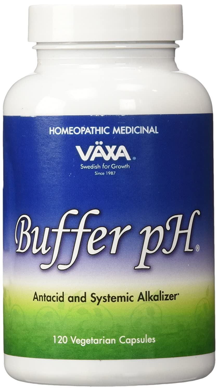 Buffer pH Vaxa International 120 Caps