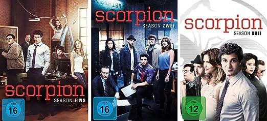 scorpion serie staffel 5